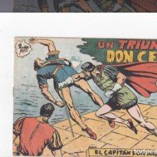 Tebeos: EL CAPITAN DON NADIE-REEDICION. Lote 202853762