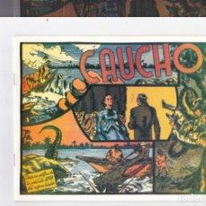 Tebeos: CAUCHO-REEDICION. Lote 202853897