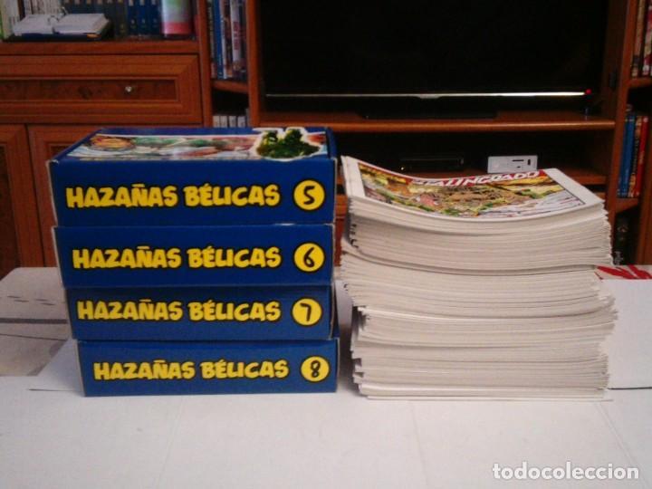 HAZAÑAS BELICAS - COLECCION COMPLETA - 321 NUMEROS - MUY BUEN ESTADO - REEDICION - GORBAUD (Tebeos y Comics - Tebeos Reediciones)