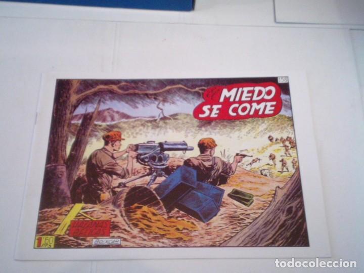 Tebeos: HAZAÑAS BELICAS - COLECCION COMPLETA - 321 NUMEROS - MUY BUEN ESTADO - REEDICION - GORBAUD - Foto 5 - 204390653