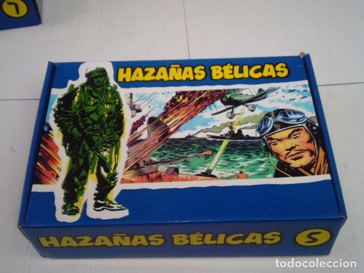 Tebeos: HAZAÑAS BELICAS - COLECCION COMPLETA - 321 NUMEROS - MUY BUEN ESTADO - REEDICION - GORBAUD - Foto 6 - 204390653