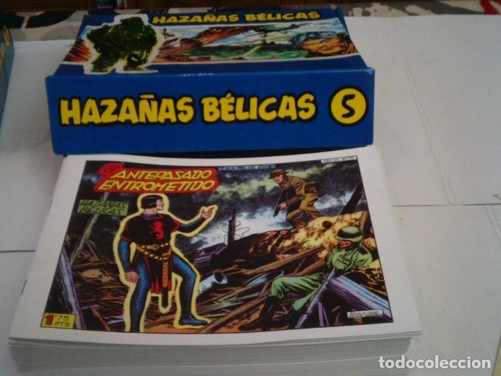 Tebeos: HAZAÑAS BELICAS - COLECCION COMPLETA - 321 NUMEROS - MUY BUEN ESTADO - REEDICION - GORBAUD - Foto 8 - 204390653