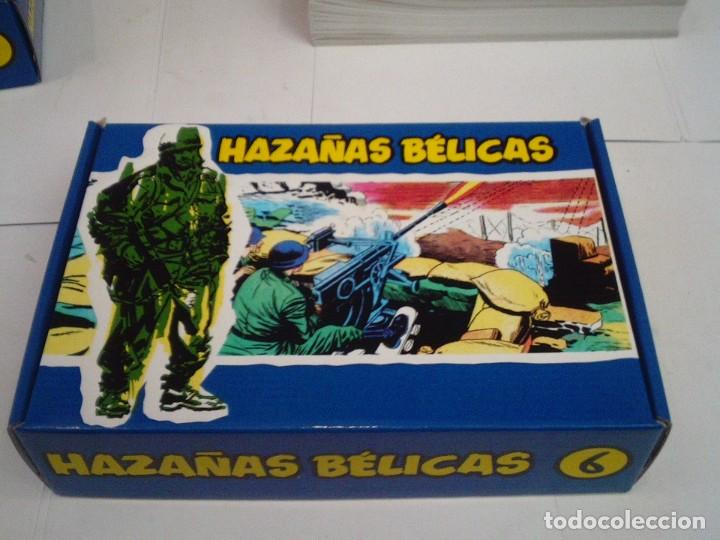 Tebeos: HAZAÑAS BELICAS - COLECCION COMPLETA - 321 NUMEROS - MUY BUEN ESTADO - REEDICION - GORBAUD - Foto 9 - 204390653