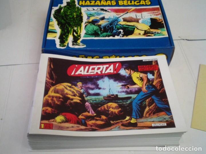 Tebeos: HAZAÑAS BELICAS - COLECCION COMPLETA - 321 NUMEROS - MUY BUEN ESTADO - REEDICION - GORBAUD - Foto 10 - 204390653