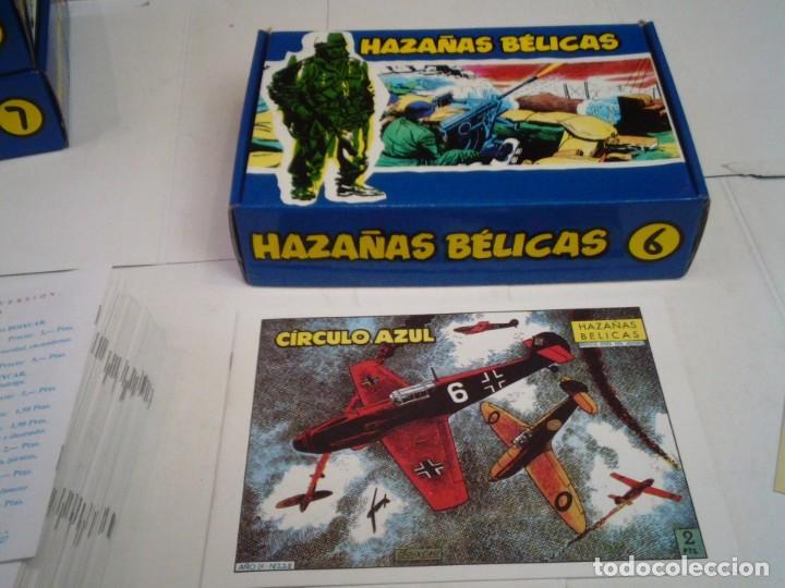 Tebeos: HAZAÑAS BELICAS - COLECCION COMPLETA - 321 NUMEROS - MUY BUEN ESTADO - REEDICION - GORBAUD - Foto 11 - 204390653