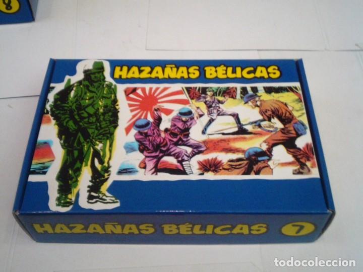 Tebeos: HAZAÑAS BELICAS - COLECCION COMPLETA - 321 NUMEROS - MUY BUEN ESTADO - REEDICION - GORBAUD - Foto 12 - 204390653