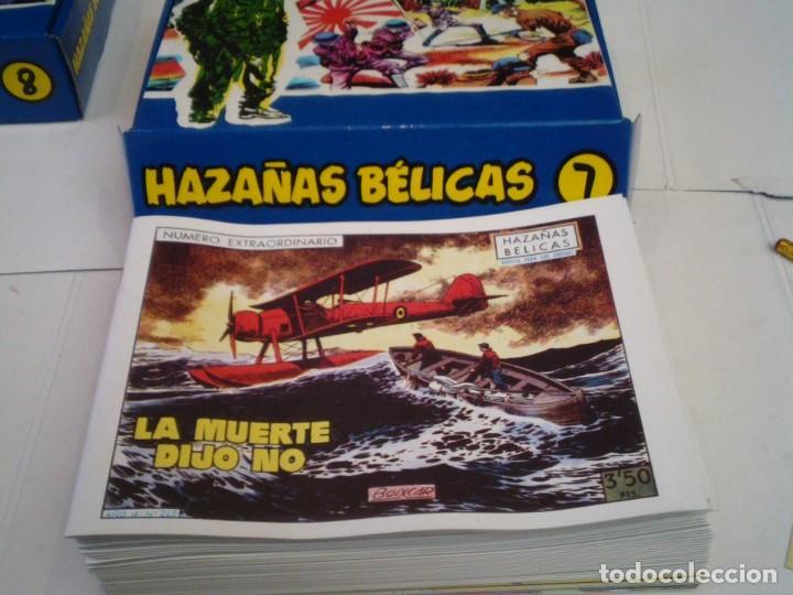 Tebeos: HAZAÑAS BELICAS - COLECCION COMPLETA - 321 NUMEROS - MUY BUEN ESTADO - REEDICION - GORBAUD - Foto 13 - 204390653