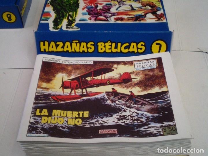 Tebeos: HAZAÑAS BELICAS - COLECCION COMPLETA - 321 NUMEROS - MUY BUEN ESTADO - REEDICION - GORBAUD - Foto 14 - 204390653