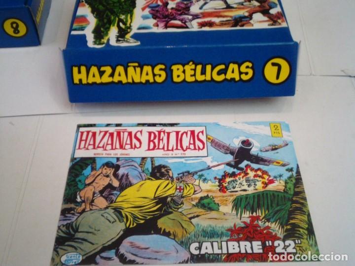 Tebeos: HAZAÑAS BELICAS - COLECCION COMPLETA - 321 NUMEROS - MUY BUEN ESTADO - REEDICION - GORBAUD - Foto 15 - 204390653