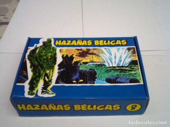 Tebeos: HAZAÑAS BELICAS - COLECCION COMPLETA - 321 NUMEROS - MUY BUEN ESTADO - REEDICION - GORBAUD - Foto 16 - 204390653