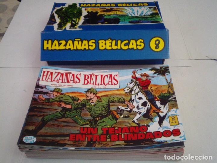 Tebeos: HAZAÑAS BELICAS - COLECCION COMPLETA - 321 NUMEROS - MUY BUEN ESTADO - REEDICION - GORBAUD - Foto 17 - 204390653