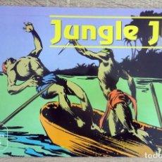 Tebeos: COMIC JUNGLE JIM Nº 3. Lote 206214912