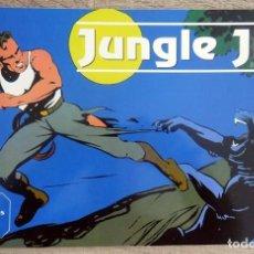 Tebeos: COMIC JUNGLE JIM Nº 1. Lote 206215795