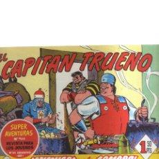 Tebeos: EL CAPINTAN TRUENO N,251 ENEMIGOS EN LA SOMBRA. Lote 207193561