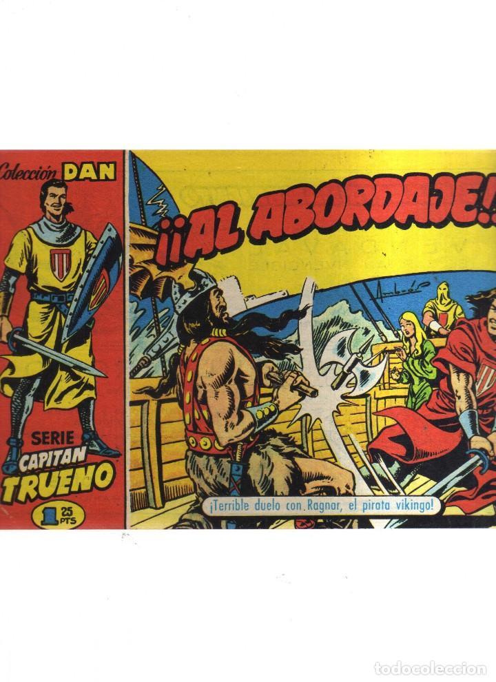 CAPITAN TRUENO N,3 AL ABORDAJE (Tebeos y Comics - Tebeos Reediciones)