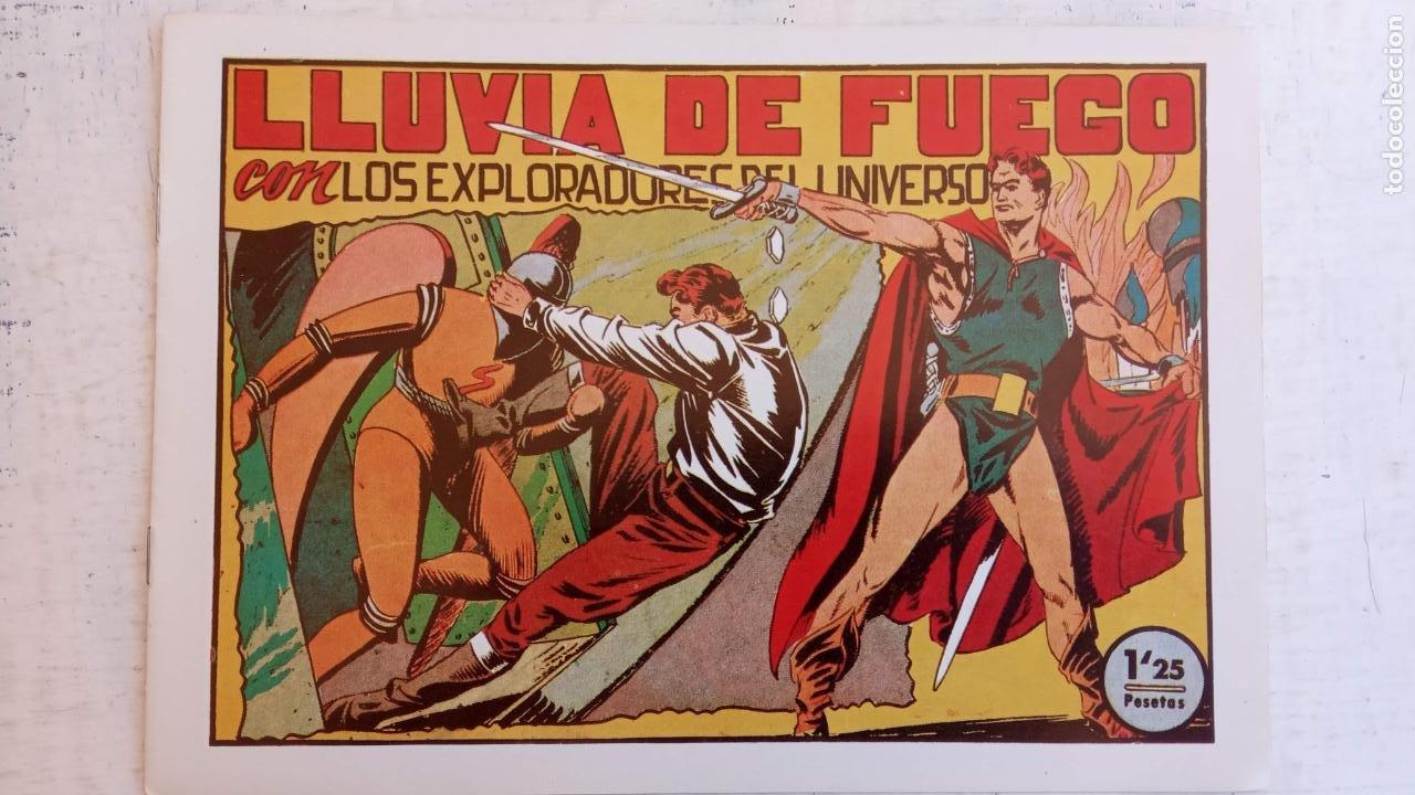 Tebeos: LOS EXPLORADORES DEL UNIVERSO COMPLETA Y NUEVA del CLUB DE AMIGOS DE LA HISTORIETA, ver portadas - Foto 11 - 209883696