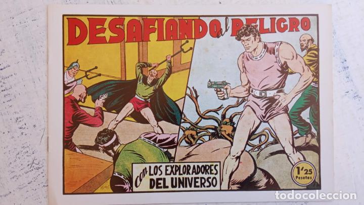 Tebeos: LOS EXPLORADORES DEL UNIVERSO COMPLETA Y NUEVA del CLUB DE AMIGOS DE LA HISTORIETA, ver portadas - Foto 38 - 209883696