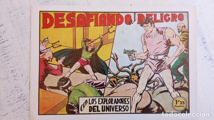 Tebeos: LOS EXPLORADORES DEL UNIVERSO COMPLETA Y NUEVA del CLUB DE AMIGOS DE LA HISTORIETA, ver portadas - Foto 39 - 209883696