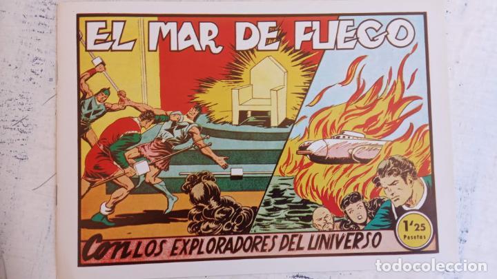 Tebeos: LOS EXPLORADORES DEL UNIVERSO COMPLETA Y NUEVA del CLUB DE AMIGOS DE LA HISTORIETA, ver portadas - Foto 40 - 209883696