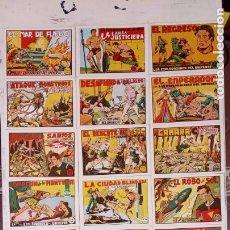 Tebeos: LOS EXPLORADORES DEL UNIVERSO COMPLETA Y NUEVA DEL CLUB DE AMIGOS DE LA HISTORIETA, VER PORTADAS. Lote 209883696