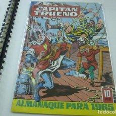 Tebeos: EL CAPITAN TRUENO ALMANAQUE 1965. Lote 244857895