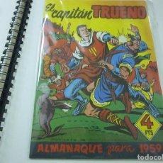 Tebeos: EL CAPITAN TRUENO ALMANAQUE 1959. Lote 210824251