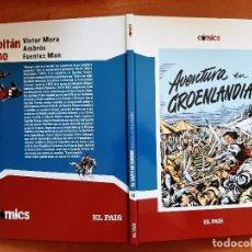Tebeos: 2005 CAPITÁN TRUENO : AVENTURA EN GROENLANDIA. Lote 211635631