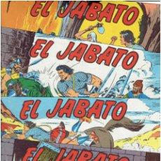 Tebeos: * EL JABATO * LOTE 7 Nº REEDICIÓN FACSIMIL * BRUGUERA, 1981. OFRT *. Lote 211915538