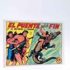Tebeos: PURK, EL HOMBRE DE PIEDRA TOMO 18. NÚMEROS 137 A 144. FACSIMIL (MANUEL GAGO) JLA, 1986. OFRT. Lote 211946573
