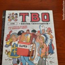 Tebeos: TBO 1974 EDICION COLECCIONISTA SALVAT .- PRECINTADO .- EXTRAS DE LOS ULISES Y MORCILLON Y BABALI. Lote 214024360