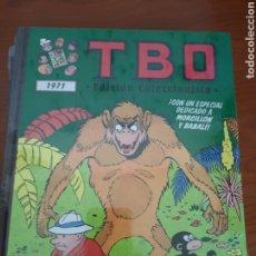 Tebeos: TBO 1971 EDICION COLECCIONISTA SALVAT .- PRECINTADO .- ESPECIAL DEDICADO MORCILLON Y BABALI. Lote 214024531