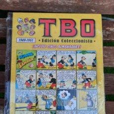 Tebeos: TBO 1949 - 1951 EDICION COLECCIONISTA SALVAT .- PRECINTADO. Lote 224308405