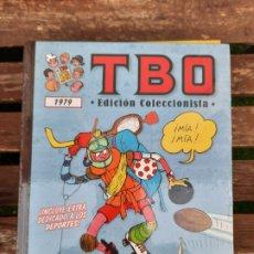 Tebeos: TBO 1979 EDICION COLECCIONISTA SALVAT .- PRECINTADO .- DEDICADO A LOS DEPORTES. Lote 214139591