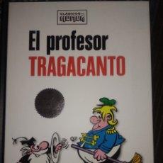 Tebeos: CLÁSICOS DEL HUMOR, TOMO EL PROFESOR TRAGACANTO. Lote 214639941