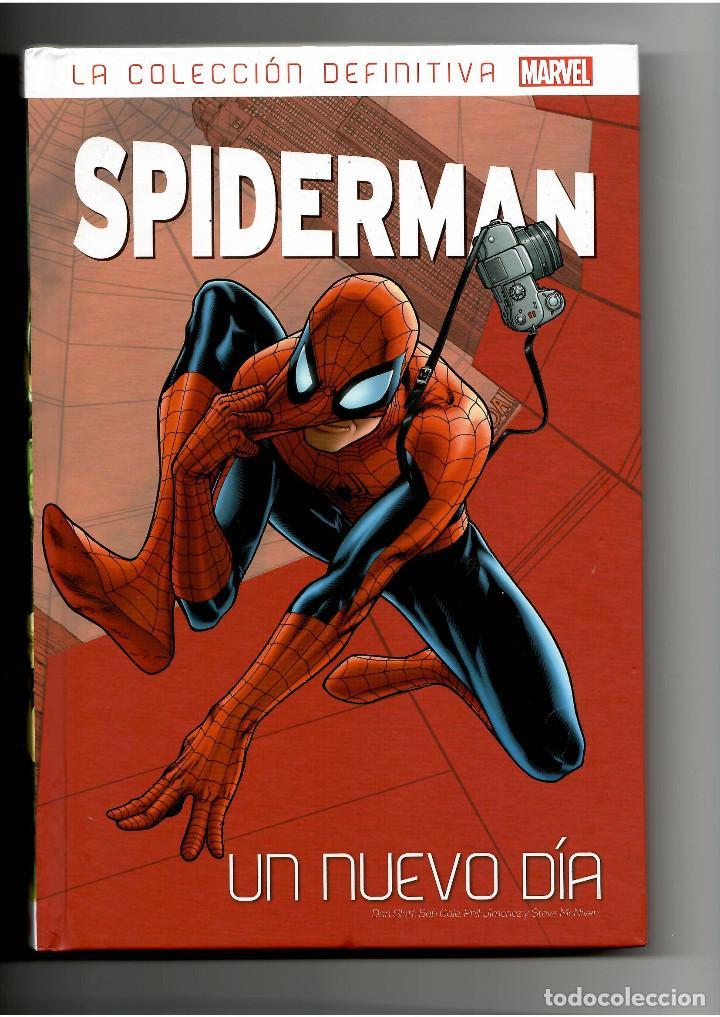 SPIDERMAN Nº 52 LA COLECCION DEFINITIVA .- UN NUEVO DIA .- SALVAT (Tebeos y Comics - Tebeos Reediciones)