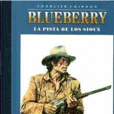 BDs: BLUEBERRY Nº 9 LA PISTA DE LOS SIOUX .- EDICION COLECCIONISTA AGOSTINI. Lote 214950833
