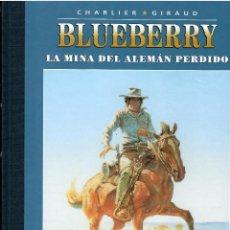 Giornalini: BLUEBERRY Nº 11 LA MINA DEL ALEMAN PERDIDO .- EDICION COLECCIONISTA AGOSTINI. Lote 214950915