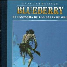 Tebeos: BLUEBERRY Nº 12 EL FANTASMA DE LAS BALAS DE ORO .- EDICION COLECCIONISTA AGOSTINI. Lote 214950972