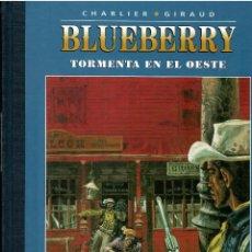 BDs: BLUEBERRY Nº 2 TORMENTA EN EL OESTE .- EDICION COLECCIONISTA AGOSTINI. Lote 214951506