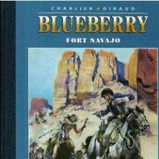 BDs: BLUEBERRY Nº 1 FORT NAVAJO .- EDICION COLECCIONISTA AGOSTINI. Lote 214952423