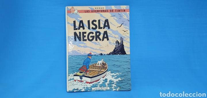 LAS AVENTURAS DE TINTÍN - LA ISLA NEGRA - HERGÉ (Tebeos y Comics - Tebeos Reediciones)