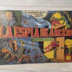 Tebeos: EL CAPITAN SOL COMPLETA 10 NUM. J. GRAU - GRAFIDEA - REEDICION. Lote 227709625