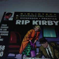 Tebeos: RIP KIRBI,/GRANDES DEL COMICS 8/GRANDES DEL COMICS. Lote 217218903