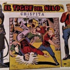 Tebeos: CHISPITA - NOVENA AVENTURA - 24 EJEMPLARES - COLECCION COMPLETA - PERFECTAMENTE ENCUADERNADA. Lote 218294177