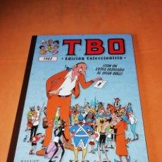 Tebeos: TBO. 1982. EDICION COLECCIONISTA. CON UN EXTRA DEDICADO AL GRAN COLL. SALVAT 2011. Lote 219474383