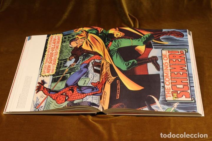 Tebeos: Marvel,Crónica visual definitiva. Versión actualizada y ampliada.2013 - Foto 5 - 219771440
