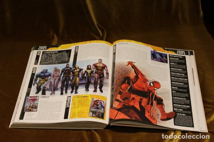 Tebeos: Marvel,Crónica visual definitiva. Versión actualizada y ampliada.2013 - Foto 7 - 219771440