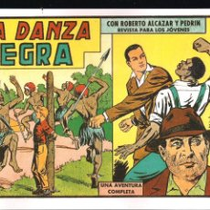 Tebeos: ROBERTO ALCAZAR Y PEDRIN Nº 396: LA DANZA NEGRA. Lote 222148198