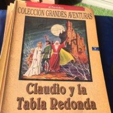 Tebeos: CLAUDIO Y LA TABLA REDONDA V. MULBERRY. Lote 222226912