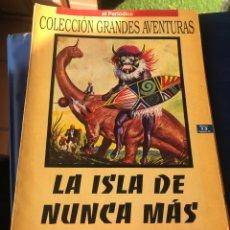 Tebeos: LA IDLA DE NUNCA MAS V. MULBERRY. Lote 222227431